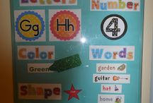 preschool ideas / by Megan Schleicher