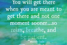 .:.Quotes & sayings.:. / by Katie Parsons