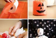 Halloween crafts/ cards / by Veronica Velasquez