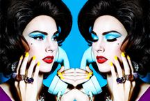 Makeup Fashions / by Hairball Alley