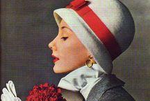 Fashion: Vintage Photos / by MaryMaryQuiteContrary