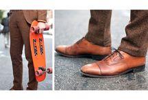 Men's Fashion / by Dedric Lam