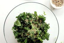Salads / by Heather Blackmon (FITaspire.com)