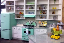 Kozy kitchen / by Kathryn Greer