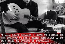 Classic Country Music Plus / country/rockabilly/gospel music~ Of emotions, of love, of breakup, of love and hate and death and dying, mama, apple pie, and the whole thing. It covers a lot of territory, country music does~Johnny Cash  / by Karen