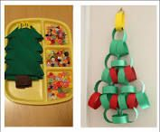 Christmas craft ideas to make at the cabin  / by Brittany Westall