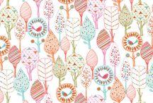 Prints & Patterns / by Tegan Murray