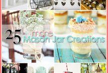 Mason Jar Recipes  / by Heidi Vargas