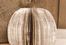 Fall Crafts/Decor / by Bonnie Moss