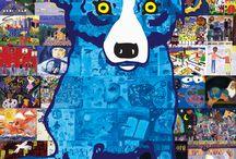 Blue Dog / by Jaimee Cox