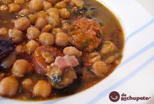 Gastronomía española  / by Gladys Allue