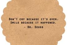Quotes / by Jeanna Bohanon