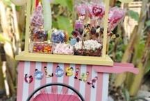 candy bar / by Maria Vadillo
