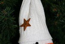 Christmas Ornaments / by Jodi Poljack