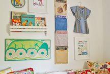 A & E's Bedroom / by Colleen Casper