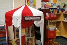Classroom Theme Ideas / by Jennifer Rojas