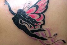 tatts / by Angela Applegate