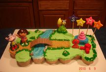 Nina 2nd birthday / by Bonnie Cline