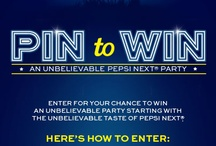 Unbelievable Pepsi Next Party / by Lisa Garner