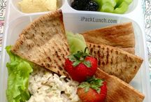 Work lunches / by Ivy Fauntleroy