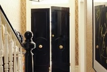 Entry, Foyer and Doors / by Robbi Len Design