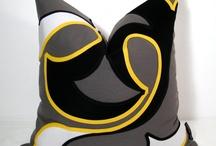 pillows  / by Rashon Carraway | Mr. Goodwill Hunting