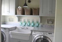 Laundry room for rents / by Mandie Woods