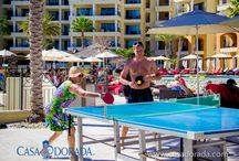 Our Lovely Guests Enjoying Our Resort! / Photos of our guests living it up at Casa Dorada! / by Casa Dorada Resort - Cabo San Lucas