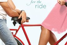 Along for the Ride / First book I wrote after becoming a mom. I wasn't even planning to start anything, but the story just came. All those sleepless nights... / by sarahdessen