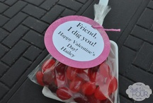 Valentines - DIY for kids / by Amy Lynn @ Permanent Kisses