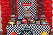 Cars birthday / by Julie D