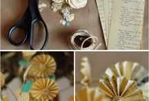 Paper Crafts / by Brooke Stockman