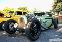 Really cool rides / This is what I love in a car and the kind I like / by George Stevenson