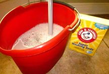 Home Girl: Cleaning Tips / by Michelle C