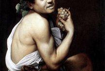 Caravaggio -L. DaVinci- Botticelli-Tiziano-Bronzino carpaccio.. / by Chrissy Love