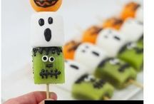Halloween Food Fun and all things Halloween / by Valerie Tanner