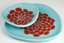 Turquoise & Red / by Brooke Burns