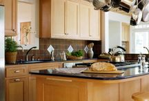 Dream Kitchen / by Kimberly Shervais