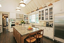 Kitchen, Home and Bath / by Janette Oswald