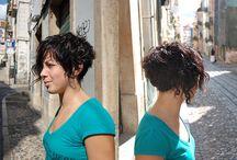 get a hair cut! / by Sandy Sturdy