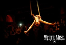 Live Event Pics / A set of pictures from just a few of our previous events...  what began as a compilation album launch party has grown massively since 2009... http://www.whitemink.co.uk  / by MINK, White
