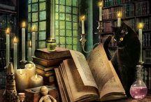 Je lire et à écrire  / by Kanksha