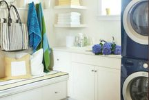 Laundry Room / by Catherine Comerford