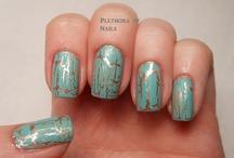 nails / by Anna Kirsten Todd