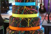 Cakes...see also, Party Ideas / by Kimberly Peterson