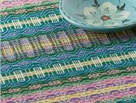 Spring Weaving / Fun spring weaving projects / by Weaving Today