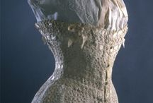Corset Inspirations / Photos of historic and modern corsets, corset designs, and fashion pieces that I find inspirational for potential corset designs. / by Sidney Eileen