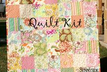 Quilt Kits / by Sunnyside Designs