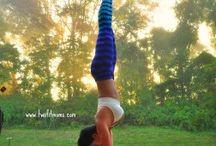 Yoga Journey / by Korean American Mommy