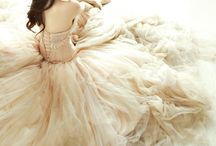 Dream Dresses / by Wedding & Style by CliodhnaL